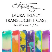 Laura Trevey Translucent Case for iPhone 6 / 6s 《 ローラトレビー アイフォン6 》