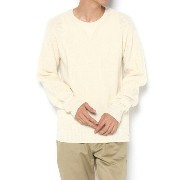 <TODD JAPAN LINE>Faded Dyed Crew Neck【トッドスナイダー/TODD SNYDER ニット・セーター】