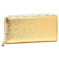 コムデギャルソン 財布 COMME des GARCONS SA0110G GOLD LINE ZIP AROUND LONG WALLET 長財布 GOLD