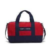 トミーヒルフィガー TOMMY HILFIGER ボストンバッグ 6923658 MINI DUFFLE NAVY/NAVIGATOR RED/NAVIGATOR RED RED/NV...