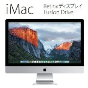 APPLE iMac Intel Core i5 3.3GHz 2TB Fusion Drive 27インチ Retina 5Kディスプレイモデル MK482J/A MK482JA 【送料無料】...