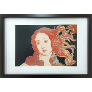 【アートフレーム】Andy Warhol Details of Renaissance Paintings (Birth of Venus, 1482), 1984/インテリア 壁掛け おしゃれ...