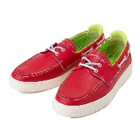 【AMBITIOUS】 アンビシャス デッキシューズ DECK SHOE LT AM00013 RED