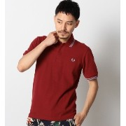 FRED P:MADE IN ENGLAND POLO【シップス/SHIPS ポロシャツ】