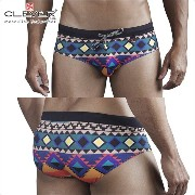 【CLEVER2016-2】 CLEVER クレバー Egyptian Swimsuit Brief Ref,0616 CLEVER スイムパンツ 【男性下着 水着 ボクサー メンズ Men's...