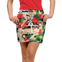 LoudMouth Ladies Aloha Girls Skorts (#SK)【ゴルフ レディース>スコート】