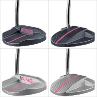 PING Vault Mallet Putter w/Pink Paint【ゴルフ ゴルフクラブ>パター】