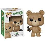ファンコ Funko おもちゃ 【Funko POP Movies: Ted 2 - Ted With Remote Vinyl Figure 】