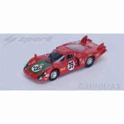1/43 33/2 No.39 4th Le Mans 1968【S4366】 【税込】 スパーク [スパーク S4366 33/2 39 4th ルマン1968]【返品種別B】【送料無料】【RCP】