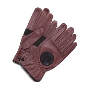 【LOSER MACHINE】ルーザーマシーン【Death Grip Leather Gloves】Ox Blood Ssize【レザーグローブ】グローブ【手袋】バイカー【CHOPPER】チョッパー