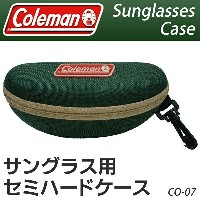送料無料! Coleman【正規品】コールマン サングラス用 ハードケース ベルト通し&フック付き 【検索: CO-07 偏光サングラス ゴーグル 小物入れ スポーツ アウトドア レジャー 釣り...