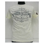 Johnson Motors(ジョンソンモータース)Made in U.S.A.[Traditional Stockist]半袖Tシャツ!