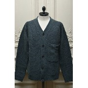 "SOFIE D'HOORE ソフィードール ""MOSCOW YSHET"" KNIT CARDIGAN col.forest"