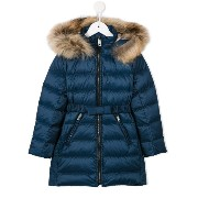 Burberry Kids Catherine ダウンコート