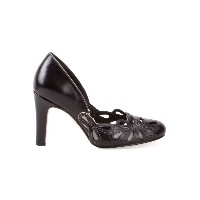 Sarah Chofakian - high-heel pumps - women - ゴートスキン - 34