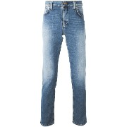 Nudie Jeans Co Salty Stone ストレートジーンズ