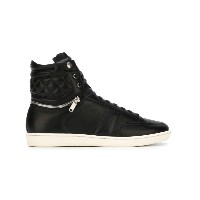 Saint Laurent - Court Classic ハイカットスニーカー - men - レザー/rubber - 40