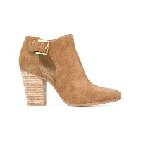 Michael Michael Kors - Adams アンクルブーツ - women - レザー/Calf Suede/rubber - 9