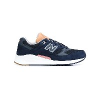 New Balance - レースアップスニーカー - women - Calf Suede/rubber - 6