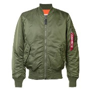 Alpha Industries MA-1 Blood Chit ボンバージャケット