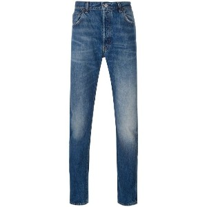 Levi's Vintage Clothing - 501 1966 New Rinse ストレートジーンズ - men - コットン - 32