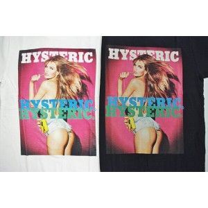 HYSTERIC GLAMOUR ヒステリックグラマー 2014 COVER pt T-SH