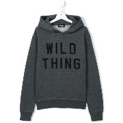 Dsquared2 Kids Wild Thing プリントパーカー