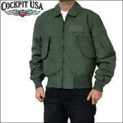 コックピット USA COCKPIT USA Nomex CWU Modified 36P Lightweight JacketCWU-36/P CWU-45/P中綿無しモデル ライトゾーン...