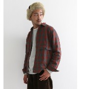 DOORS D'sh Check Shirt JACKET【アーバンリサーチ/URBAN RESEARCH シャツ・ブラウス】