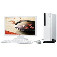 NEC 19.5型デスクトップPC LAVIE Desk Tower DT150/FAW PC−DT150FAW(送料無料)