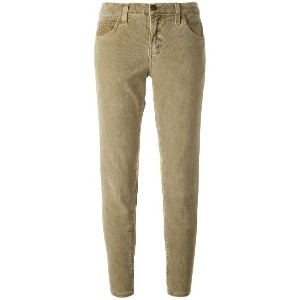 Current/Elliott - corduroy trousers - women - コットン - 29