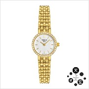 TISSOT T-GOLD ティソ TISSOT CALIENTE DIAMONDS T74311211