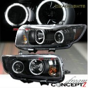 US Scion bB 2008-2010 SCION xB CCFL PROJECTOR