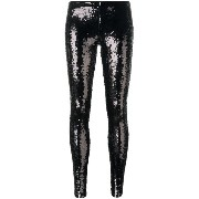 Mes Demoiselles sequined leggings