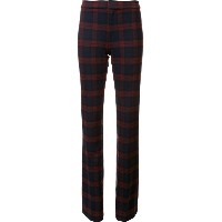 Derek Lam 10 Crosby checked flared pants