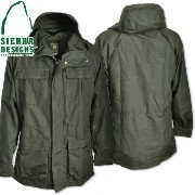 SIERRA DESIGNS (シエラデザインズ) MILITARY MOUNTAIN PARKA OLIVE DRAB 2001