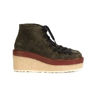Pierre Hardy - Trapper アンクルブーツ - women - Calf Suede - 41
