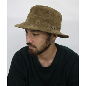 【Racal(ラカル)】RL-17-860-Suede Bucket HAT ハット