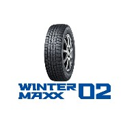 DUNLOP 245/40R19 WINTER MAXX WM02