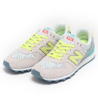 レディース 【NEW BALANCE】 ニューバランス WR996JE 16FW GRAY/YELLOW(JE)