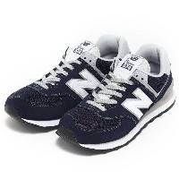 【NEW BALANCE】 ニューバランス ML574VIC 16FW DARK NAVY(VIC)