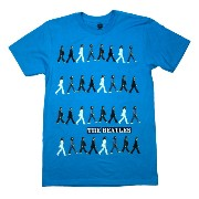 The Beatles / Abbey Road Repeat Tee (Turquoise)