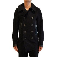 NIGEL CABOURN ナイジェルケーボン 16-17A/W USN PEA COAT DARK NAVY