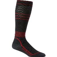 アイスブレーカー Icebreaker メンズ スキー ソックス【Ski+ Compression Ultralight Sock】Jet Heather/Rocket