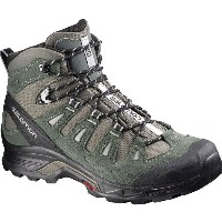 サロモン Salomon メンズ 登山 シューズ・靴【Quest Prime GTX Hiking Boot】Swamp/Night Forest/Titanium
