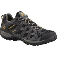 コロンビア Columbia メンズ 登山 シューズ・靴【Redmond Waterproof Hiking Shoe】Black/Squash