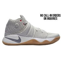 (取寄)ナイキ メンズ カイリー 2 Nike Men's Kyrie 2 Light Bone White Reflect Silver
