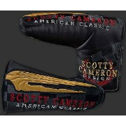 送料無料★スコッティーキャメロン ヘッドカバー SCOTTY CAMERON 2016 PGA CHAMPIONSHI GODDESS IN FLIGHT HEADCOVER BLACK 101302