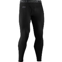 アンダーアーマー Under Armour メンズ 登山 ウェア【Coldgear Infrared Evo Legging】Black/Steel