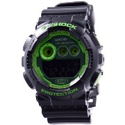 【送料無料】CASIO GD-120N-1B3JF NEON ACCENT [G-SHOCK クオーツ メンズ]